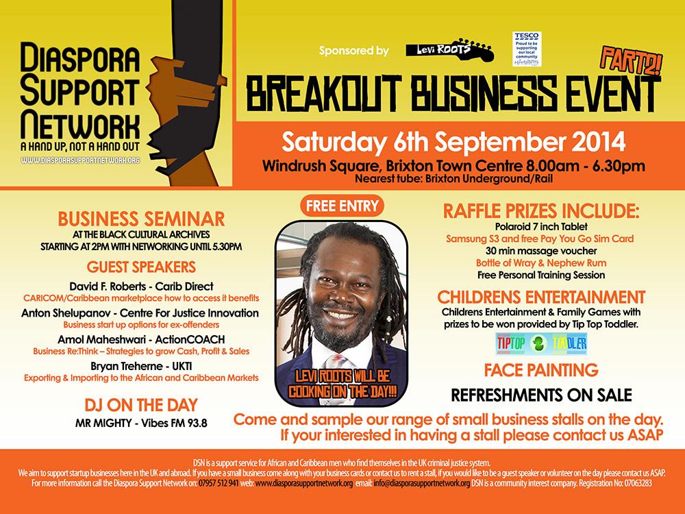 Breakout Business Event Part 2