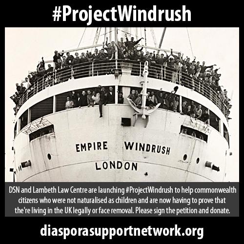Project Windrush