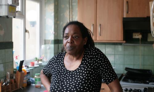'The stress is making me ill': woman's immigration battle after 51 years in UK